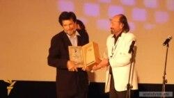 «Փարաջանովյան թալեր»՝ իսպանացի եւ վրացի կինոգործիչներին