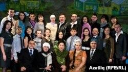 Минзәлә татар драма театры коллективы
