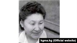 Какиш Рыскулова. Kgma.kg сайтынын сүрөтү.