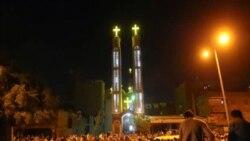 هجوم على كنيسة في مصر