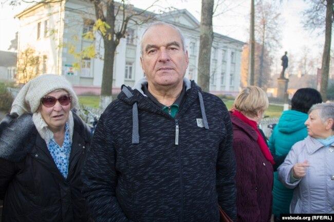 Правозащитник Василий Берасьнев