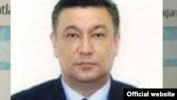 Генеральный директор агентства по печати и информации Узбекистана Омонулло Юнусов.
