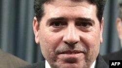 Сирия премьер-министрі Ваел әл-Халқи.