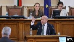 Депутатът от БСП Александър Симов