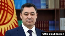 President of the Kyrgyz Republic Sadyr Japarov 20-July 2021 - Садыр Жапаров