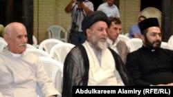مشاركون في ندوة التعايش الديني في البصرة