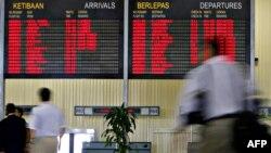 فرودگاه سپانگ در سلانگور مالزی