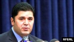 منسق حكومة اقليم كردستان العراق لشؤون الامم المتحدة ديندار زيباري