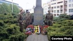 Cehia își amintește eliberatorii români din al Doilea Război Mondial