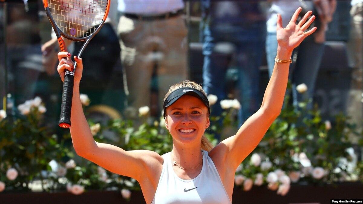 Элина Свитолина вышла в четвертьфинал теннисного турнира в США