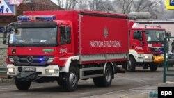 ДТП поблизу польського Щецина спровокувала пожежу, в якій загинули шестеро людей