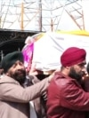 Sikhs Holds Funerals Following Deadly Attack On Kabul Temple video grab 2