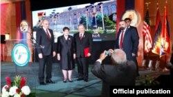 Фотография - официальный сайт президента Нагорного Карабаха
