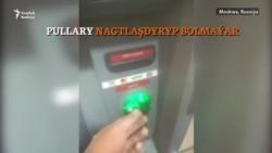 Türkmen talyplary VISA kartlaryndan pullaryny alyp bilmeýärler