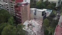 Разбуральны землятрус у Мэксыцы
