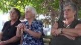 ამ ქალებმა ომში სკოლა დაწვას გადაარჩინეს
