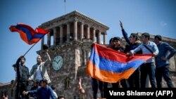 اعتراضهای گسترده مردمی روز چهارشنبه در ایروان