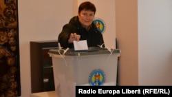 Посольство Молдовы в Праге, выборы президента страны 30 сентября 2016 года