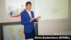 Дастан Разак уулу