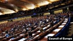 Парламентарното Собрание на Советот на Европа.