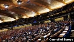 Sjednica Parlamentarne skupštine Vijeća Evrope - ilustracija