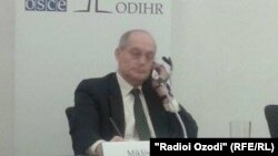 Миклош Харасти возглавил миссию наблюдателей ОБСЕ в Таджикистане