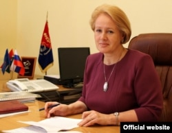 Татьяна Водопьянова