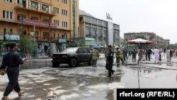 Kabul - foto arkivi