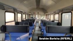 Trenat e Kosovës