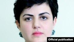 Заместитель министра культуры Армении Арев Самуелян (фотография с сайта Министерства культуры)
