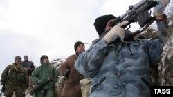 A recent counterterrorism operation in Daghestan