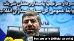 رمضان شریف مسئول روابط عمومی کل سپاه