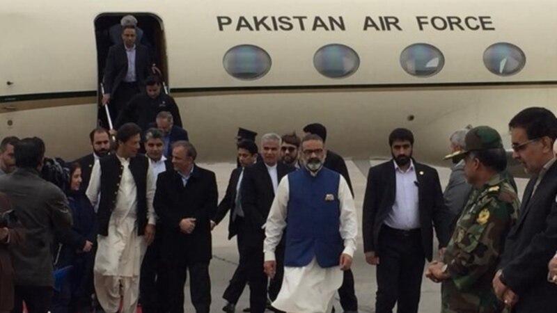 Pakistanski premijer u prvoj posjeti Iranu