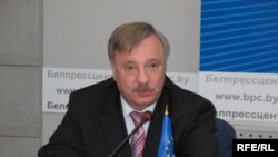 Hungary's ambassador to Belarus, Ferenc Kontra