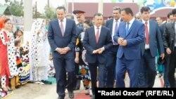 Таҷлили Наврӯз дар Фархор дар соли 2017