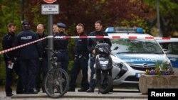 Берлин полициясы (Көрнекі сурет).