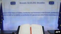 Sporazum koji su potpisale članice EU u Briselu, 2. mart 2012.