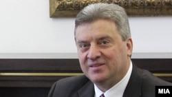 Претседателот Ѓорге Иванов