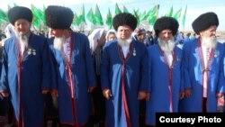 Türkmen ýaşululary.
