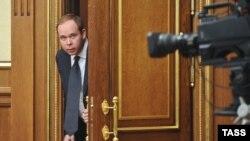 Глава администрации президента России Антон Вайно
