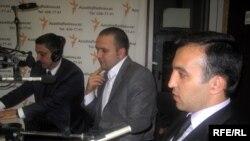 Çingiz Dadaşov, Azər Qasımov və Akif Qurbanov