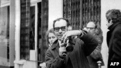 Французький режисер Жан-Люк Годар. Архівне фото