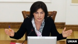 Генеральний прокурор України Ірина Венедіктова. Київ, 1 червня 2021 року