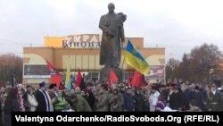Рівненщина прощається з загиблими на Донбасі, 4 листопада 2016 року