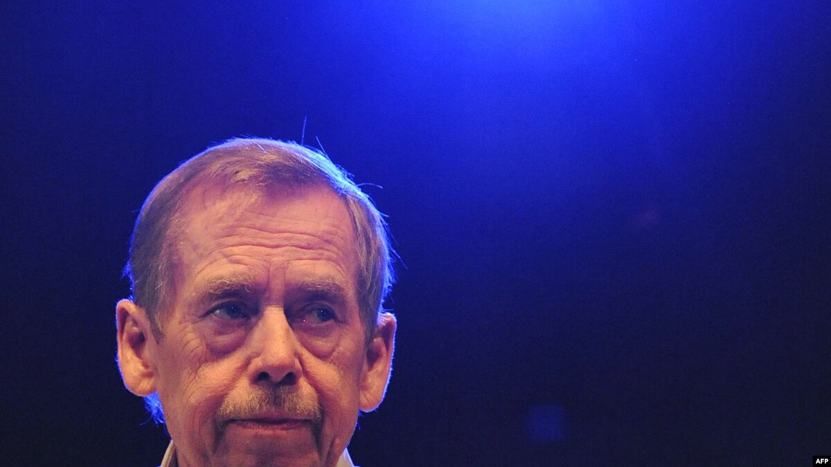 from playwright to president vaclav havel