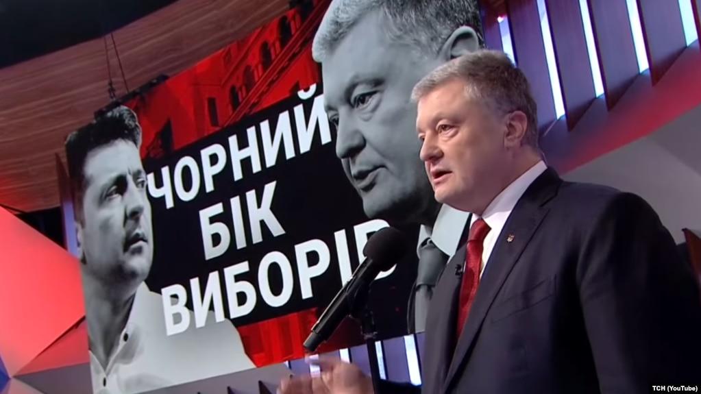 """Петр Порошенко на ток-шоу """"Право на владу"""""""