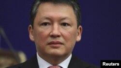 Қазақстан президенті Нұрсұлтан Назарбаевтың күйеу баласы Тимур Құлыбаев.