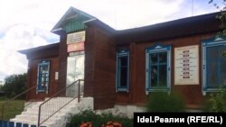 Школа в селе Кинчер