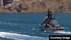 Корабли НАТО в Черном море
