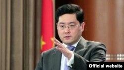 Predstavnik kineskog ministarstva inostranih poslova Kin Gang